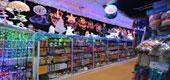 Фото 04: Магазин новогодних товаров.