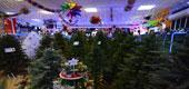 Фото 15: Магазин новогодних товаров.